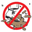 Scoop Masters dog poop pick up service logo image